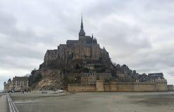 Mont Saint-Michel Στοκ Εικόνες