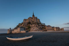 Mont Saint Michel Royalty-vrije Stock Fotografie