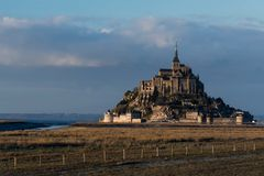 Mont Saint Michel Photo stock