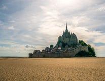 Mont Saint-Michel Fotografia Stock