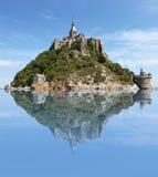 Mont Saint Michel. Daytime Royalty Free Stock Image