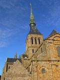 Mont Saint Michel, France Stock Photography