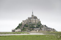 Mont Saint Michel, France Stock Photo