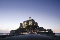Mont Saint Michel, France Stock Image