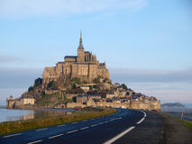 Mont Saint Michel - France Royalty Free Stock Photography