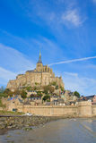 Mont Saint Michel,  France Royalty Free Stock Image