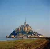Mont Saint Michel, France Royalty Free Stock Image