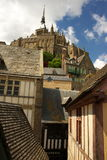 Mont Saint-Michel France Royalty Free Stock Photography