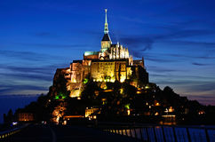 Mont Saint-Michel Royalty Free Stock Image