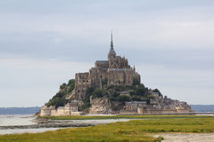 Mont Saint Michel - France Stock Images