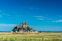 The Mont-Saint-Michel, France Stock Photo