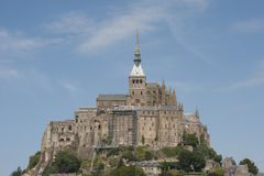 Mont Saint Michel (France) Stock Photography