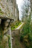 Mont Saint-Michel (Francia) Immagini Stock Libere da Diritti