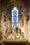 Mont Saint-Michel - Francia Imagen de archivo libre de regalías
