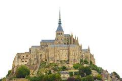 Mont Saint Michel, Frankreich Lizenzfreie Stockbilder