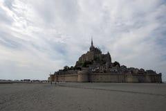 Mont Saint Michel, Frankreich Lizenzfreie Stockfotografie
