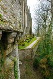 Mont Saint-Michel (Frankrike) Royaltyfria Bilder