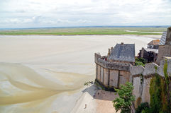 Mont Saint Michel Stock Images