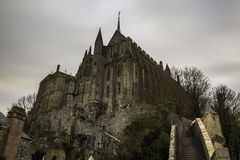 Mont Saint Michel! Stock Photography