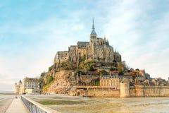 Mont Saint Michel royalty free stock image