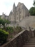 Mont-Saint-Michel Royalty Free Stock Photography