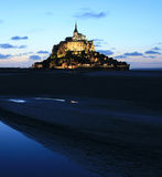 Mont Saint-Michel Stock Photography