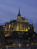 Mont saint michel Royalty Free Stock Photo