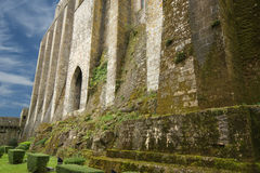 Mont Saint-Michel, Normandië, Frankrijk Royalty-vrije Stock Foto's