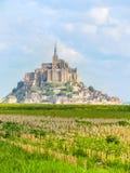 Mont Saint-Michel, Normandie, Frankreich Stockfotos