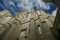 Mont Saint-Michel, Normandy, France Stock Photo