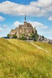 Mont Saint-Michel, Normandy, France Stock Photos