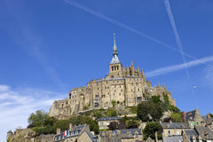 Mont saint michel Royalty Free Stock Image