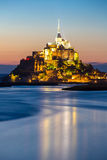 Mont Saint Michele Stock Photography