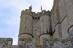 Mont Saint Michele en France, Normandie H?ritage, fortification photo stock