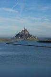 Mont Saint Michele, France Stock Images
