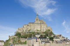 Mont Saint Michele, France Stock Image