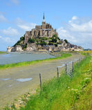 Mont Saint Michele Stock Images
