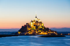 Mont Saint Michele, France Stock Photo
