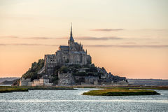 Mont Saint Michele France Royalty Free Stock Image