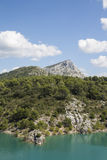 Mont Sainte Victoire, Provence, France Royalty Free Stock Image