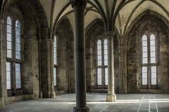 Mont-San-Michel Immagine Stock Libera da Diritti