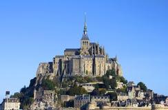 Mont Sanktt-Michel fotografering för bildbyråer