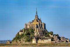 Mont Sanktt Michel Royaltyfri Bild