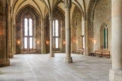Mont Sanktt Michel Fotografering för Bildbyråer