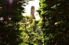 Mont-Santo-Miguel en Francia Imagenes de archivo