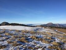 Mont Saxonnex Images stock
