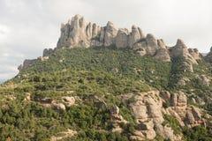 Mont Serrat. Royalty Free Stock Photo