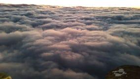 Mont Sinaï, aube Images libres de droits