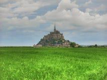 Mont St米谢勒 免版税库存照片
