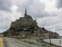 Mont St米谢勒(2) 免版税库存图片